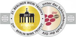 Berliner Wein Trophy 2017 - GOLD