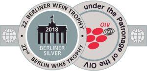 Berliner Wein Trophy 2018 - SILVER