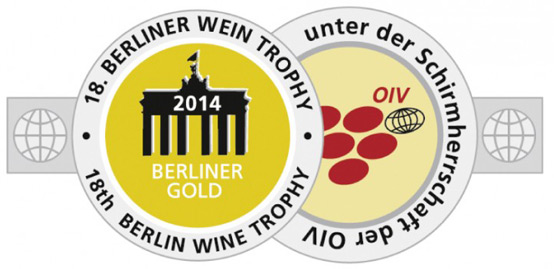 Berliners Wein Trophy 2014 - GOLD