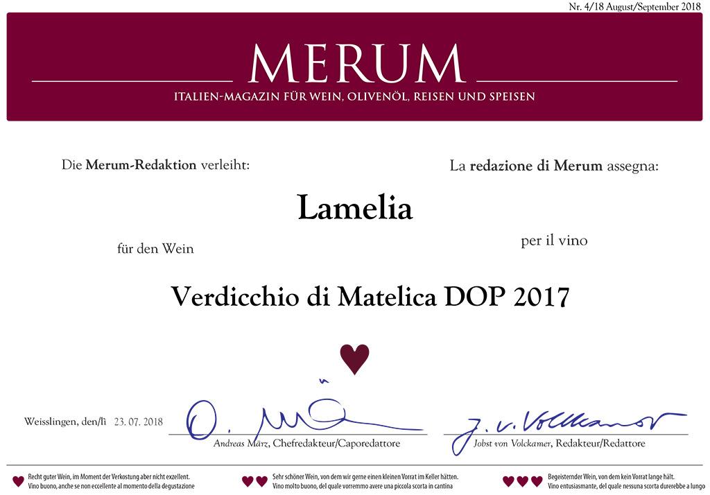 MERUM 2018 - 1 cuore