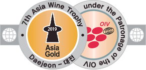 Asia Wine Trophy 2015 - GOLD